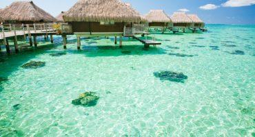 Budget travel in Tahiti