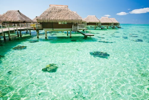 Cheap travel in Tahiti