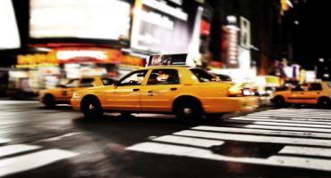 New taxis in New York