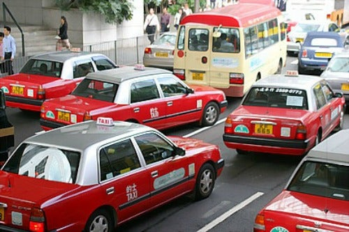 Just Make Sure That Your Driver Knows Where To Go Ask The Take Most Direct Route Without Any Detours Hong Kong Taxi