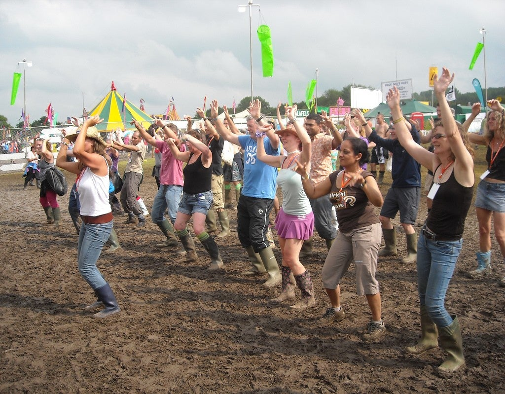 Greenpeace Dance