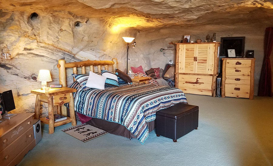 Kokopelli's Cave Hotel - Mexico