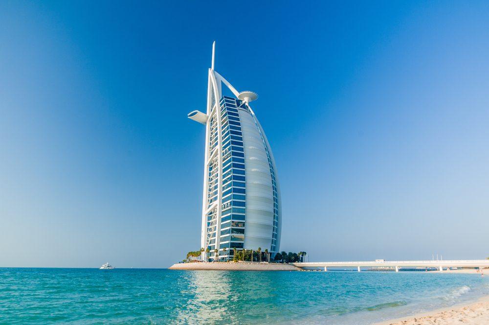 Burk Al Arab - Dubai