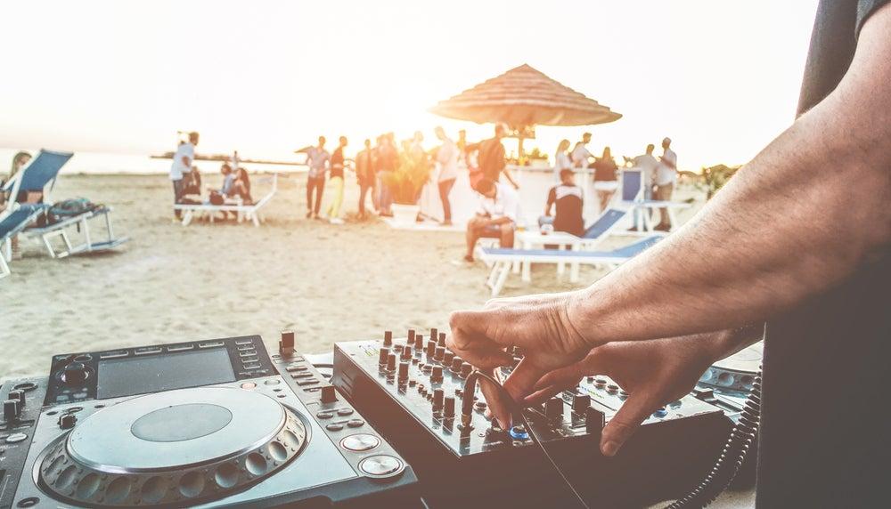 Faliraki party - Rhodes