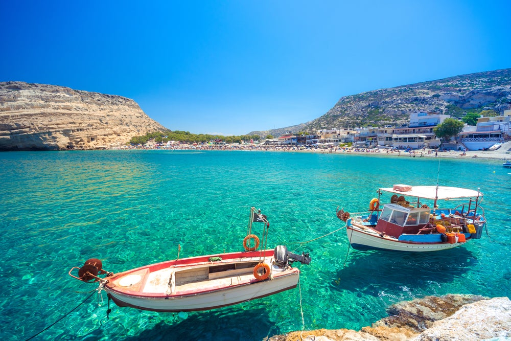 Crete beach - Greece