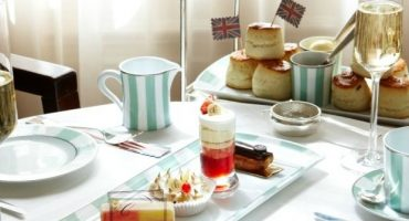 9 Delicious Afternoon Teas in London