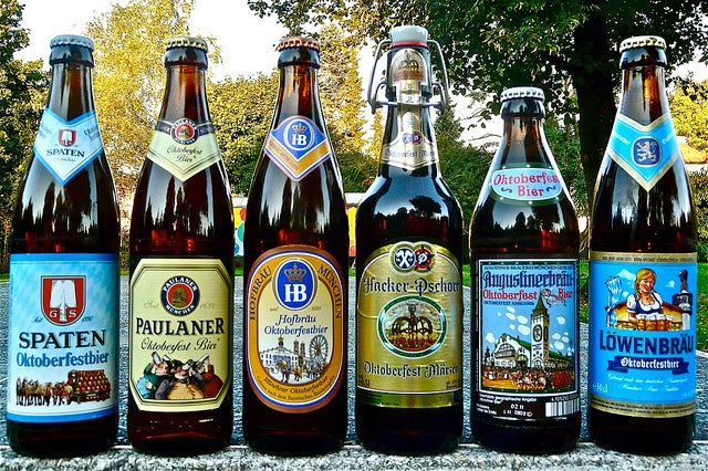 Oktoberfest Beers: Which is the One for you?
