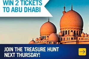 Win 2 Tickets to Abu Dhabi and Help A Child Read More