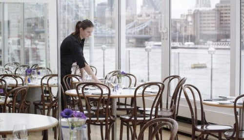 Restaurants you wouldn t expect to find in london