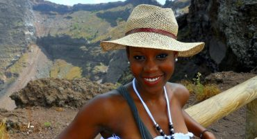 Oneika: I am a traveller and an adventure-seeker