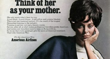 Top 40 Travel Ads from the 50's to the 00's