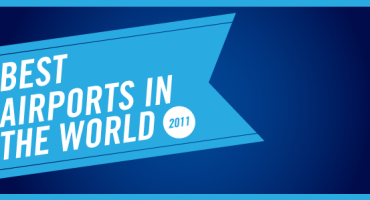 The Best Airports of 2011 [Infographic]