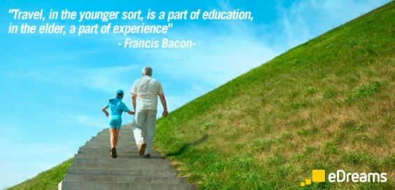 francis bacon travel quote