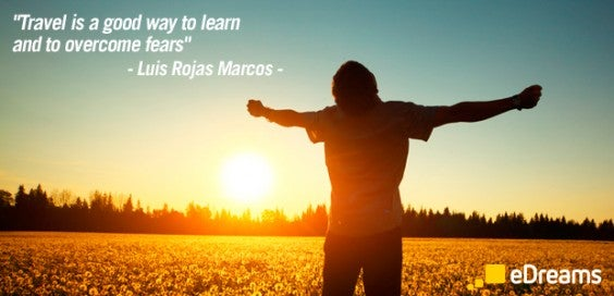 rojas marcos travel quotes