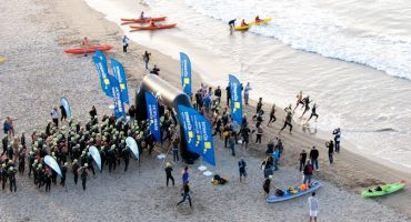 Can You Swim 27.5 kilometres in the Open Sea?