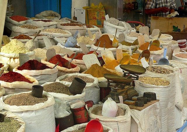 La medina tunisia