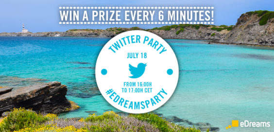 Menorca twitter party