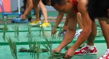 China: The Farmers' Olympic Games