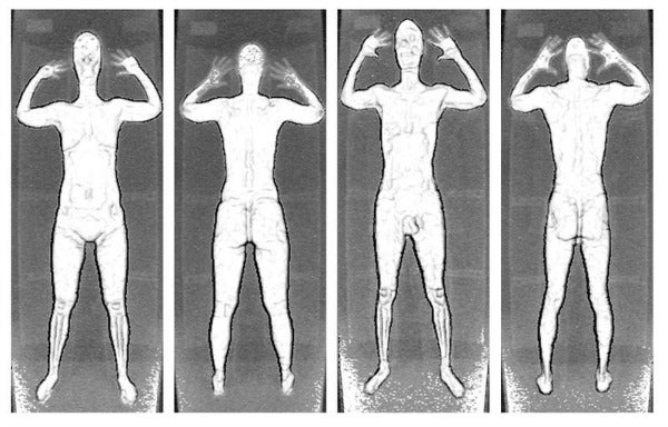 All You Need To Know About Airport Body Scanners Edreams