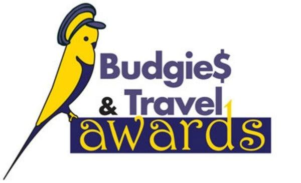 budgies & travel awards