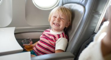 Child Free Zones On Flights