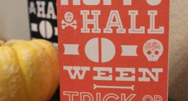 5 Last Minute Halloween Ideas