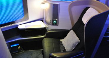 Flying First Class – British Airways