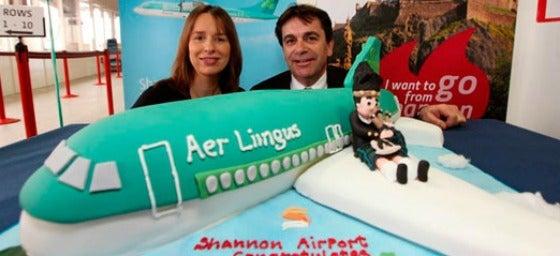 aer lingus cake