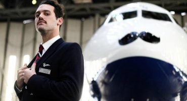 Airplanes with Mustaches – Movember 2012