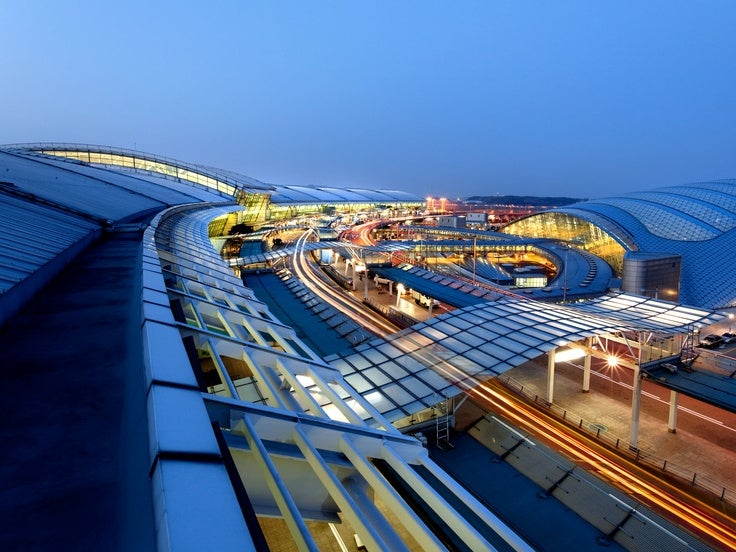 Of The Worlds Most Beautiful Airports - 10 most beautiful airports in the world