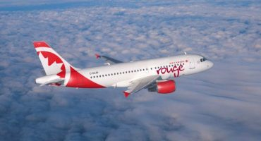 "Air Canada Presents Low Cost Carrier ""Rouge"""