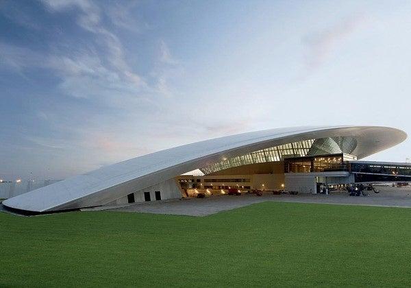 Carrasco International Airport in Uruguay