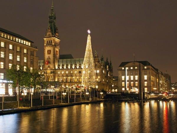 A Hamburg Christmas