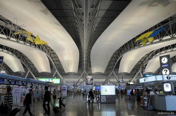 kansai airport osaka japan