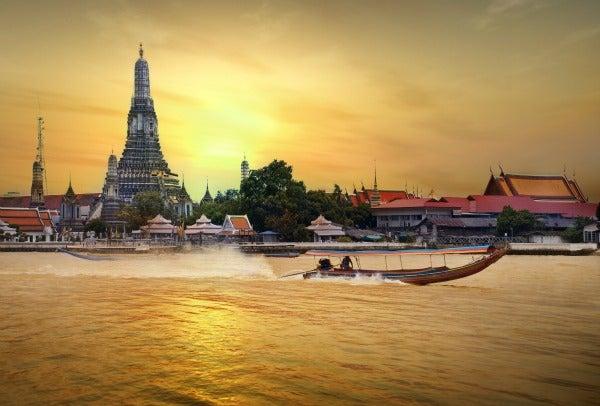 bangkok celebrity vacation spot