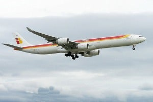 iberia online check-in