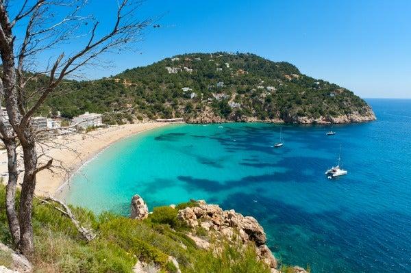 ibiza celebrity vacation spot