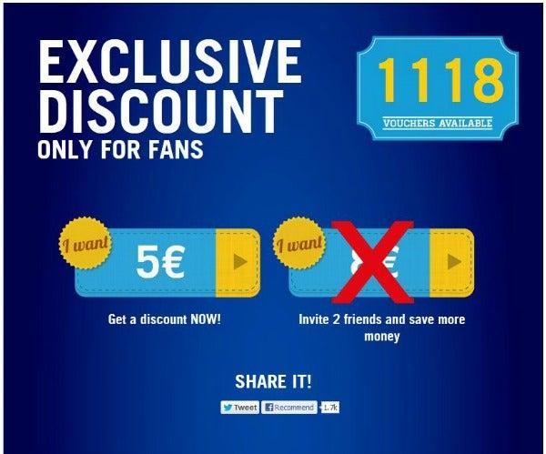 january edreams facebook discount coupon