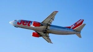 Jet2 airplane