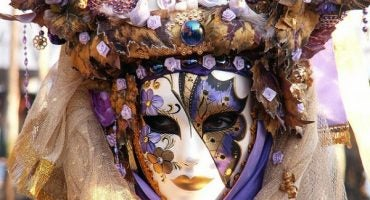 The Masks of the Carnival of Venice