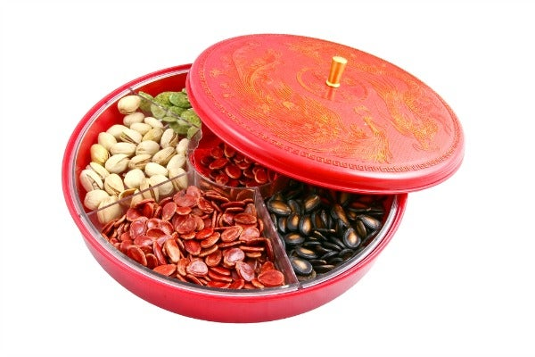chinese new year togertherness tray