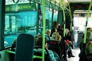 keukenhof bus