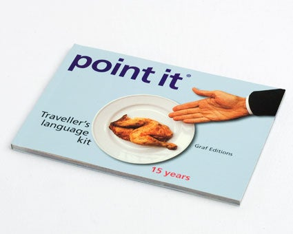 Point-it-travel-book