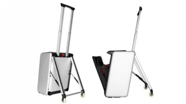 The Coolest Suitcases Ever