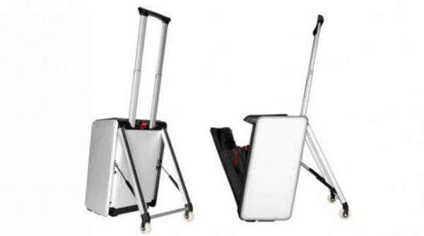 travelteq suitcase