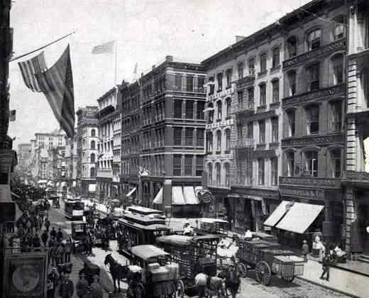 Broadway 1894