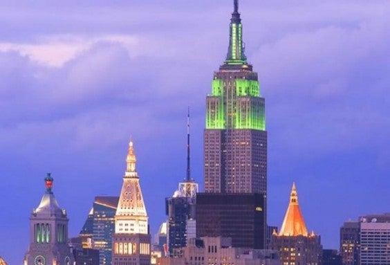 Empire State Building Present