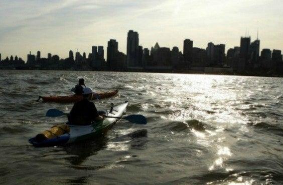 River Hudson