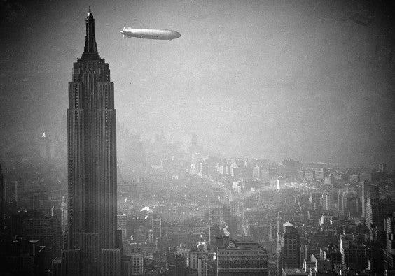 The Empire State Building 1936