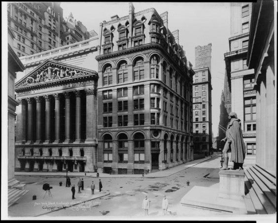 American Stock Exchange1921
